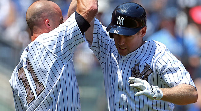 Live: Yankees have five HRs, clobbering Royals