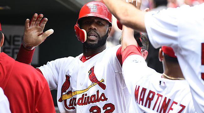Live: Heyward returns as Cards host D-Backs
