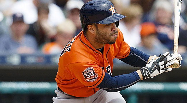 Live: Astros try to avoid losing road series