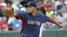 LIVE: Red Sox-Rangers