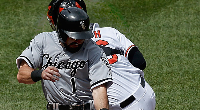 Live: White Sox trying to sweep DH vs. O's