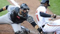 Live: White Sox-Orioles