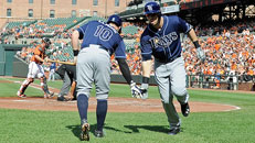 LIVE: Rays visit Orioles