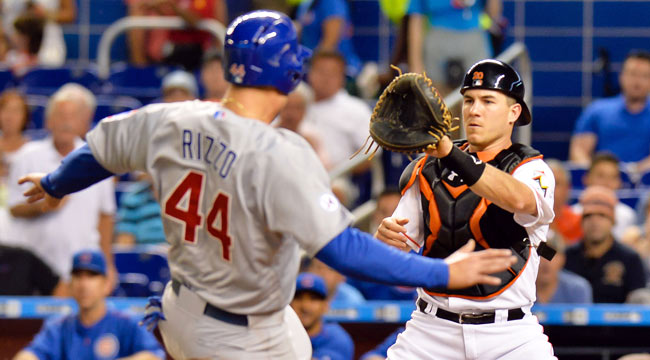 Live: Marlins try to snatch one from Cubs