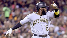 LIVE: Pirates vs. Giants