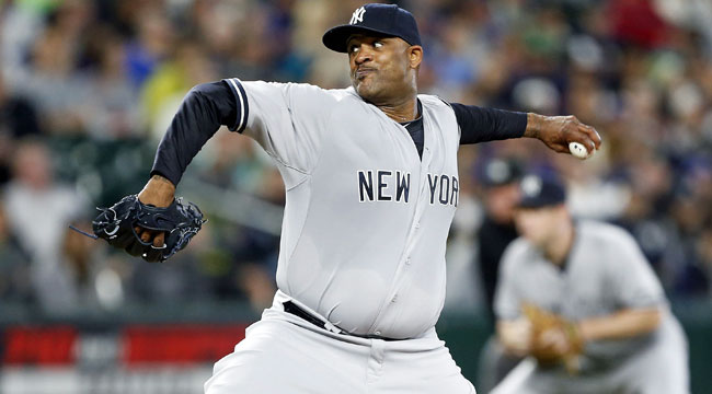 LIVE: Yankees try to slow down Mariners