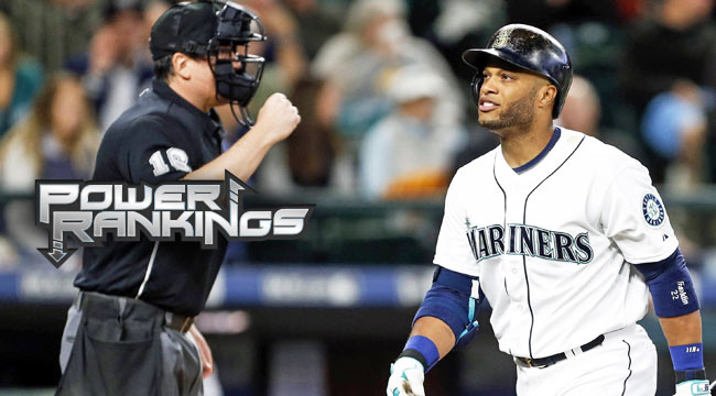 Power Rankings: Already too late for Mariners?