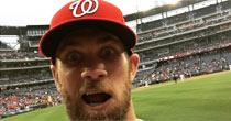 Bryce Harper (Instagram)