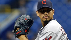 LIVE: Indians-Rays