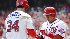 Live: Nationals-Giants