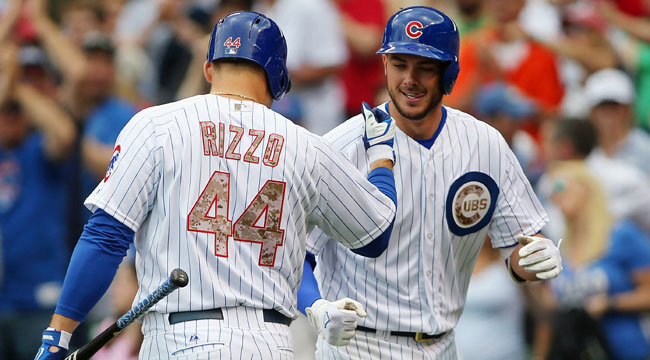 All-Star rosters: Cubs' Rizzo, Bryant make cut