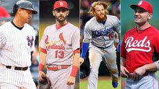 MLB All-Star snubs