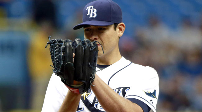 Live: Moore, Rays face Royals in makeup game