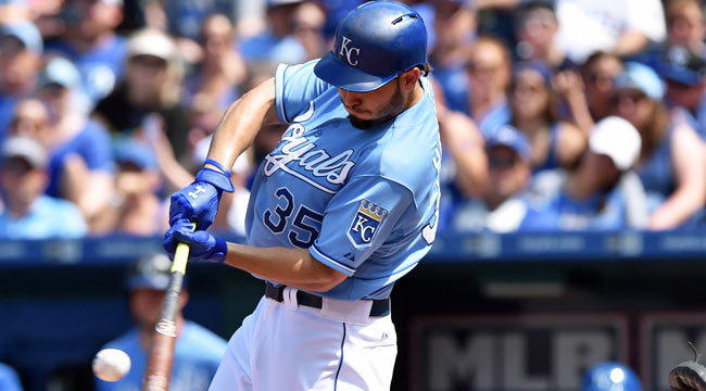 Live: Royals take lead on Rays in Game 1 of DH