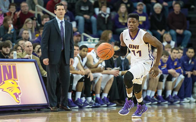 Ben Jacobsen will be relying on Wes Washpun to help UNI endure the challenges ahead.