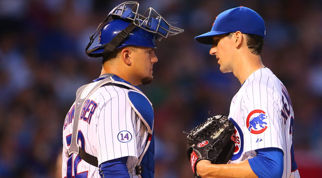 Live: Rockies' Gonzalez homers in 9th to lead Cubs