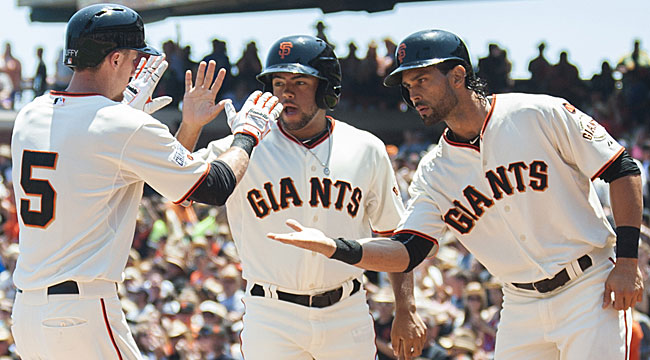Live: Giants seek 7th straight home win