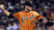 Live: Brewers-Giants