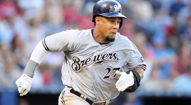 Mets get Carlos Gomez in trade with Brewers
