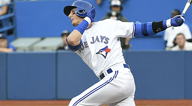 Snyder: Jays hell-bent on ending playoff drought