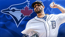 Price headed to Jays