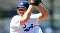 Kershaw gets it together