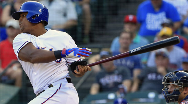 Live: Rangers' Beltre hits for cycle against Astros