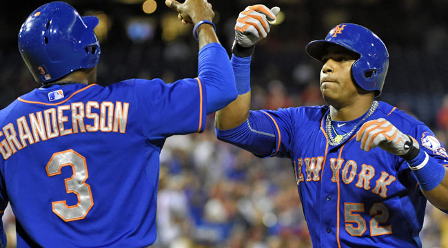 Live: Mets, Phillies battle in extra innings
