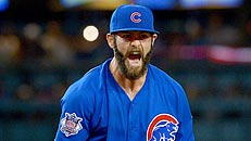 Arrieta pitches no-hitter