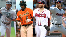 Final MLB deadline moves