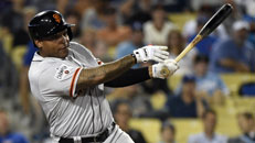 Live: Giants-Dodgers