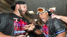 Rangers clinch AL West