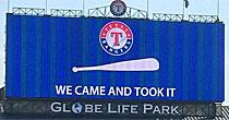 Houston Astros, Texas Rangers (Provided)