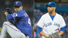 Rangers-Jays ALDS preview