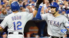 ALDS: Rangers top Jays