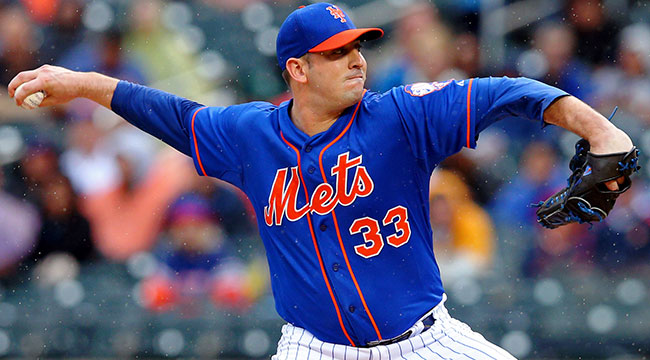 Inside Baseball: Red Sox a player for Harvey?