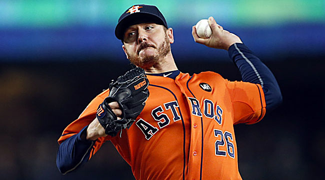 LIVE: Astros lead in KC, trying to go up 2-0