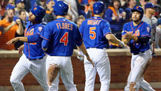 Mets down Dodgers in Game 3