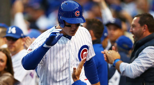 Cubs bounce Cardinals, advance to NLCS