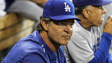 Mattingly done in LA
