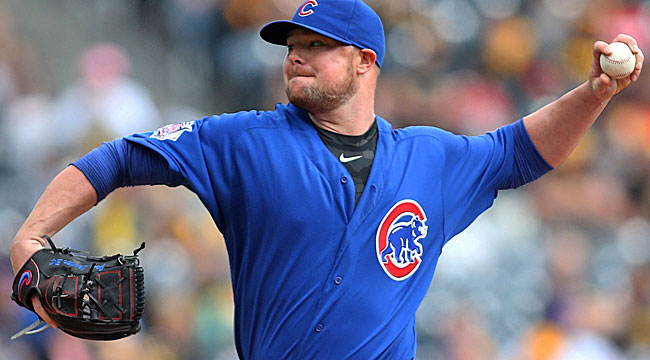 LIVE: Cubs-Pirates