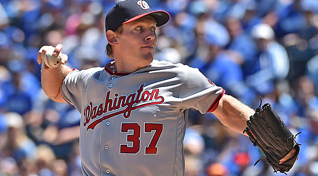 LIVE: Nationals-Royals