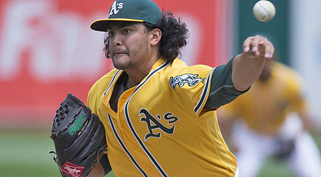LIVE: Mariners-Athletics