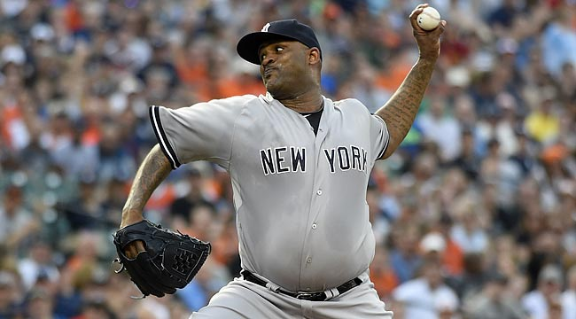 LIVE: Yankees-Orioles