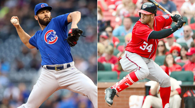 Cubs-Nats preview