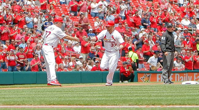 LIVE: Phillies-Cardinals