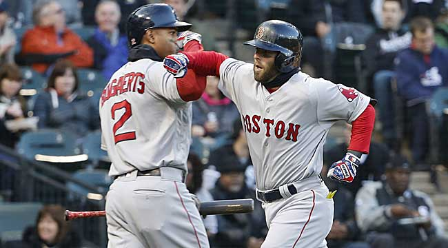 LIVE: Red Sox-White Sox