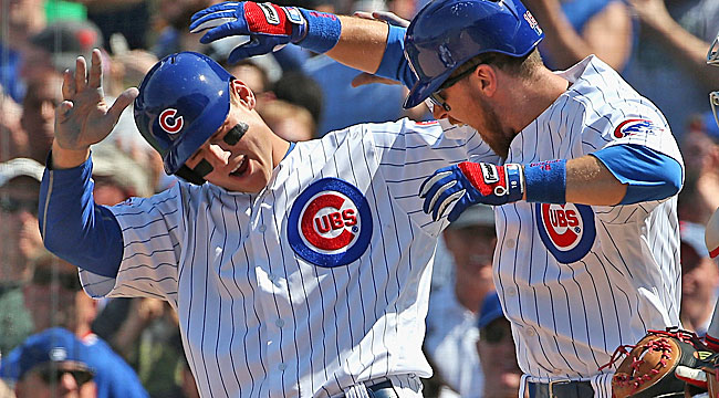 LIVE: Nationals-Cubs