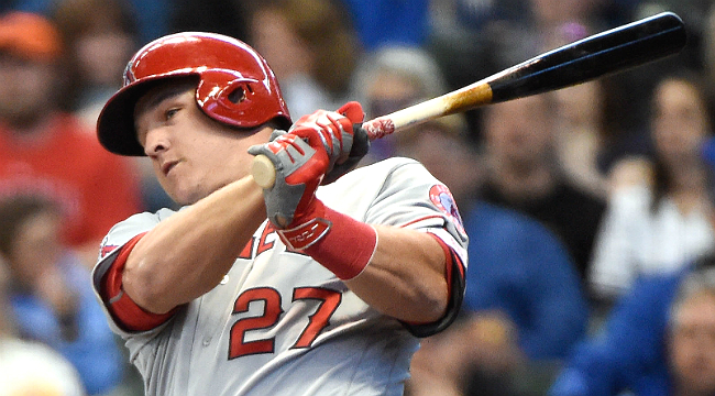 Fans dream up Trout trades
