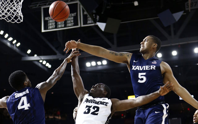 Xavier held off Providence's rally attempt on Tuesday. (USATSI)